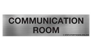 COMMUNICATION ROOM