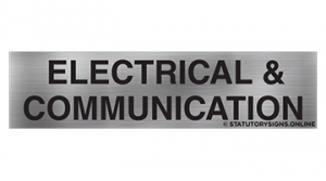 ELECTRICAL & COMMUNICATION