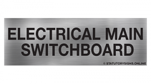 ELECTRICAL MAIN SWITCHBOARD