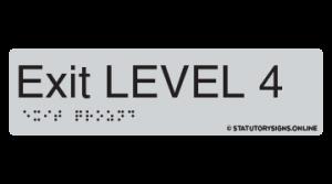 EXIT LEVEL 4