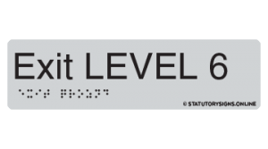 EXIT LEVEL 6