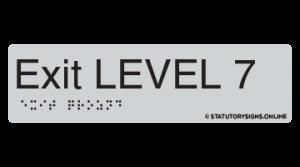 EXIT LEVEL 7