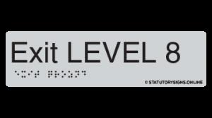 EXIT LEVEL 8