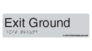 EXIT GROUND