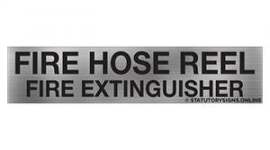 FIRE HOSE REEL FIRE EXTINGUISHER
