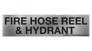 FIRE HOSE REEL & HYDRANT