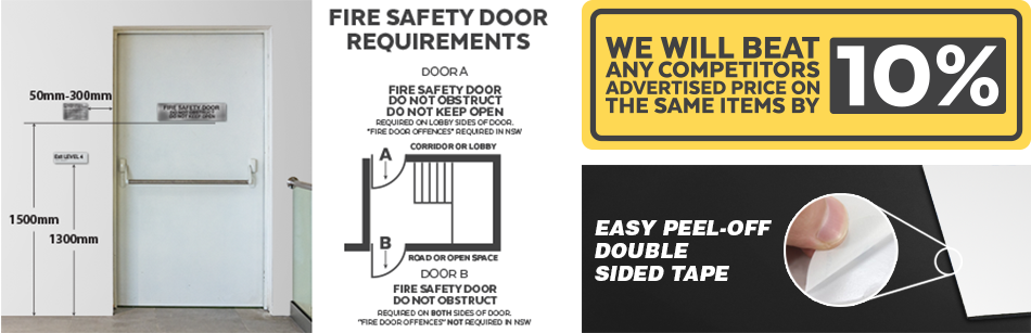 Statutory Fire and Safety Signs