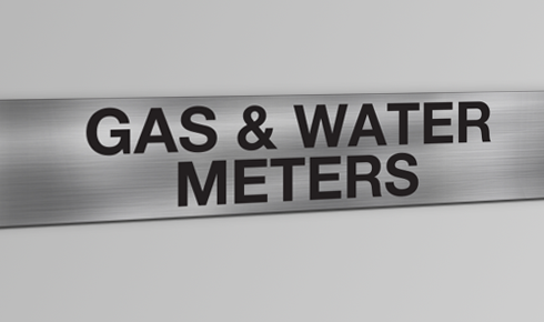 Gas & Water