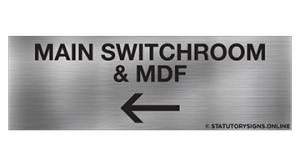 MAIN SWITCHROOM & MDF LA
