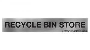 RECYCLE BIN STORE