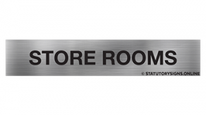STORE ROOMS